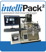 intelliPack®2 Automated  Unit Dose Packaging System